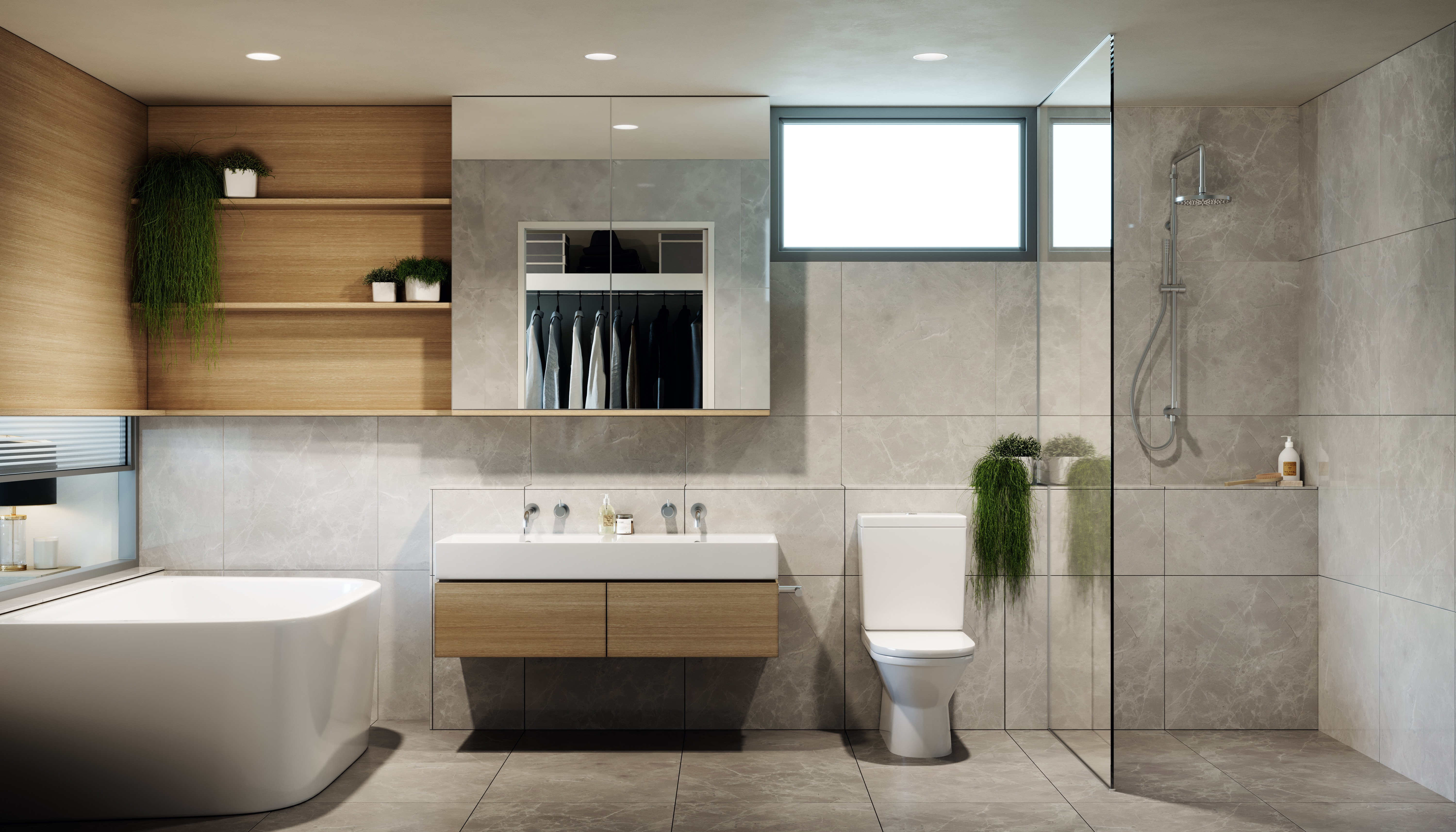 RISE Ensuite (Typical 02)