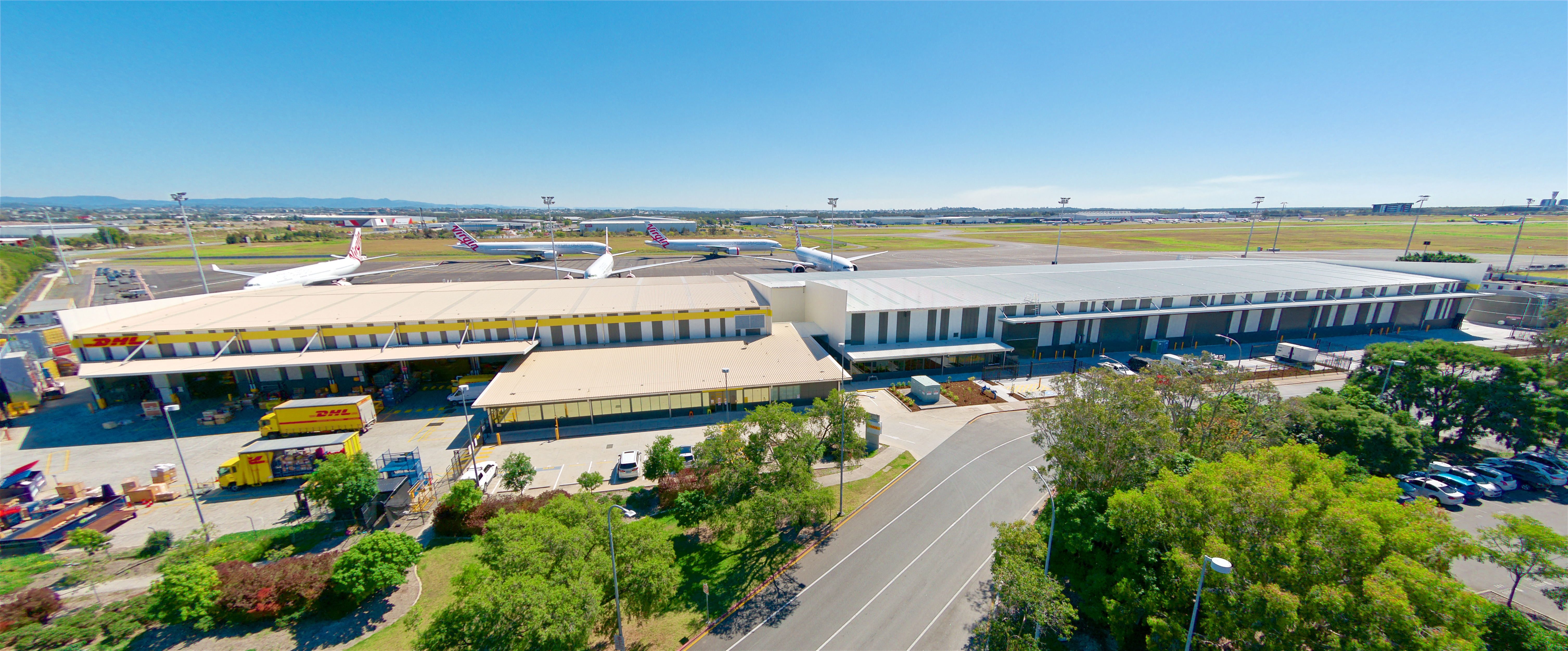11 DHL EXTENSION AND EXISTING WAREHOUSE, BORONIA ROAD 001